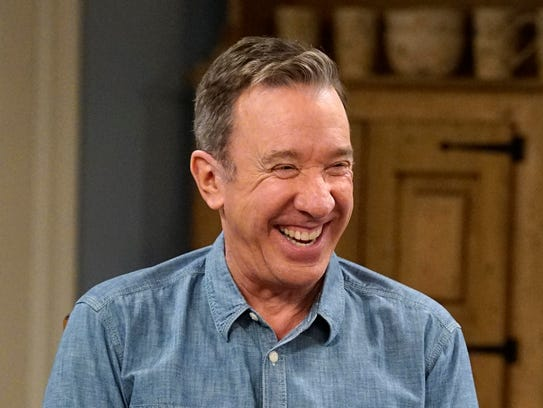 TV veteran Tim Allen stars in 'Last Man Standing.'