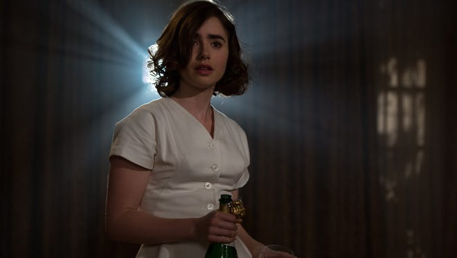 """Lily Collins plays an aspiring actress in """"Rules Don't Apply."""""""