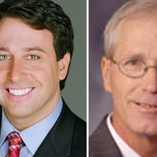 Steve Stenger and Rick Stream will face off in the November general election for St. Louis County Executive.