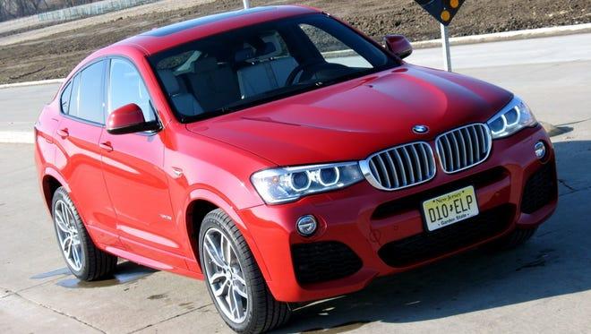 2015 BMW X4 SAC.