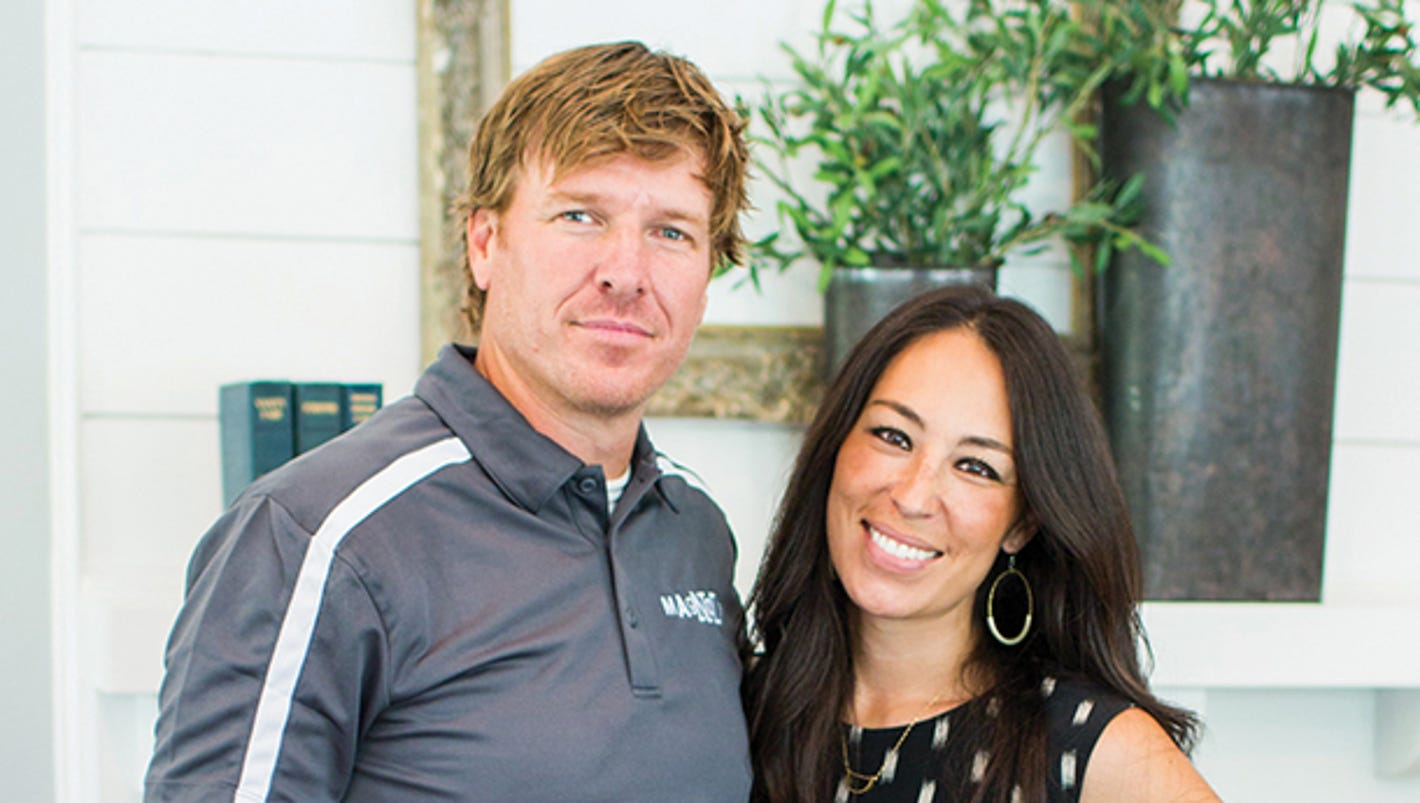 Joanna gaines turns dreams into reality for Where is joanna gaines originally from