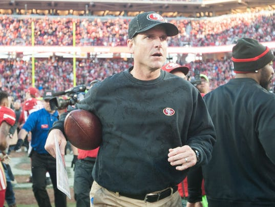 Harbaugh, 49ers part ways