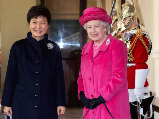 Queen and President Park