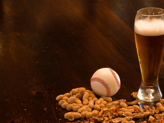 Sports Bar Stock Photo