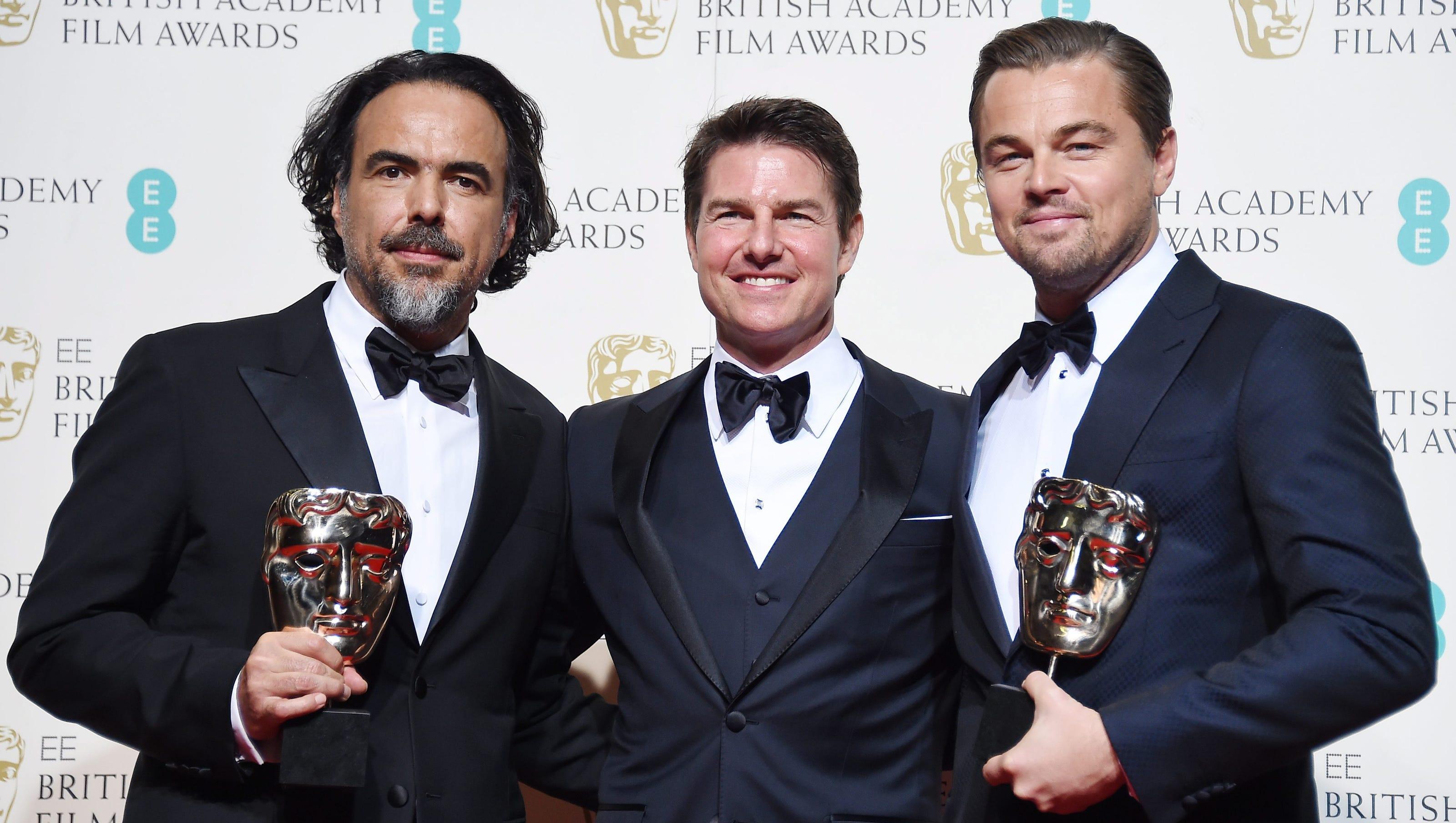 Bafta Awards: Photos: Stars Attend BAFTA Awards