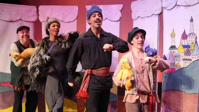 "Wheaton Arts and Cultural Center will host a free performance of Pushcart Players' production of ""Peter and the Wolf"" at 2 p.m. March 24 in the Event Center at 1501 Glasstown Road in Millville."