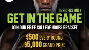 Go to news-press.com/insider to enter to win cash prizes by playing the college hoops bracket game.