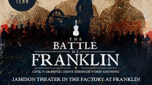 The original play will show at The Factory at Franklin.