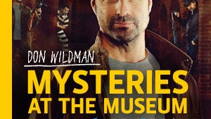 """Mysteries at the Museum"""