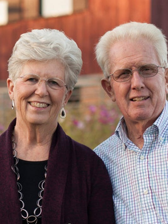 Anniversaries: Mike Young & Pat Young