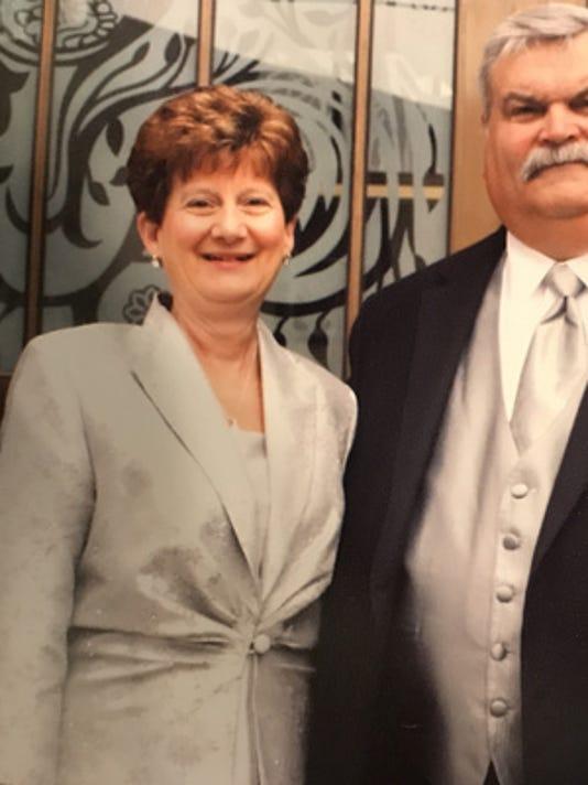Anniversaries: Debra Glover & John Glover