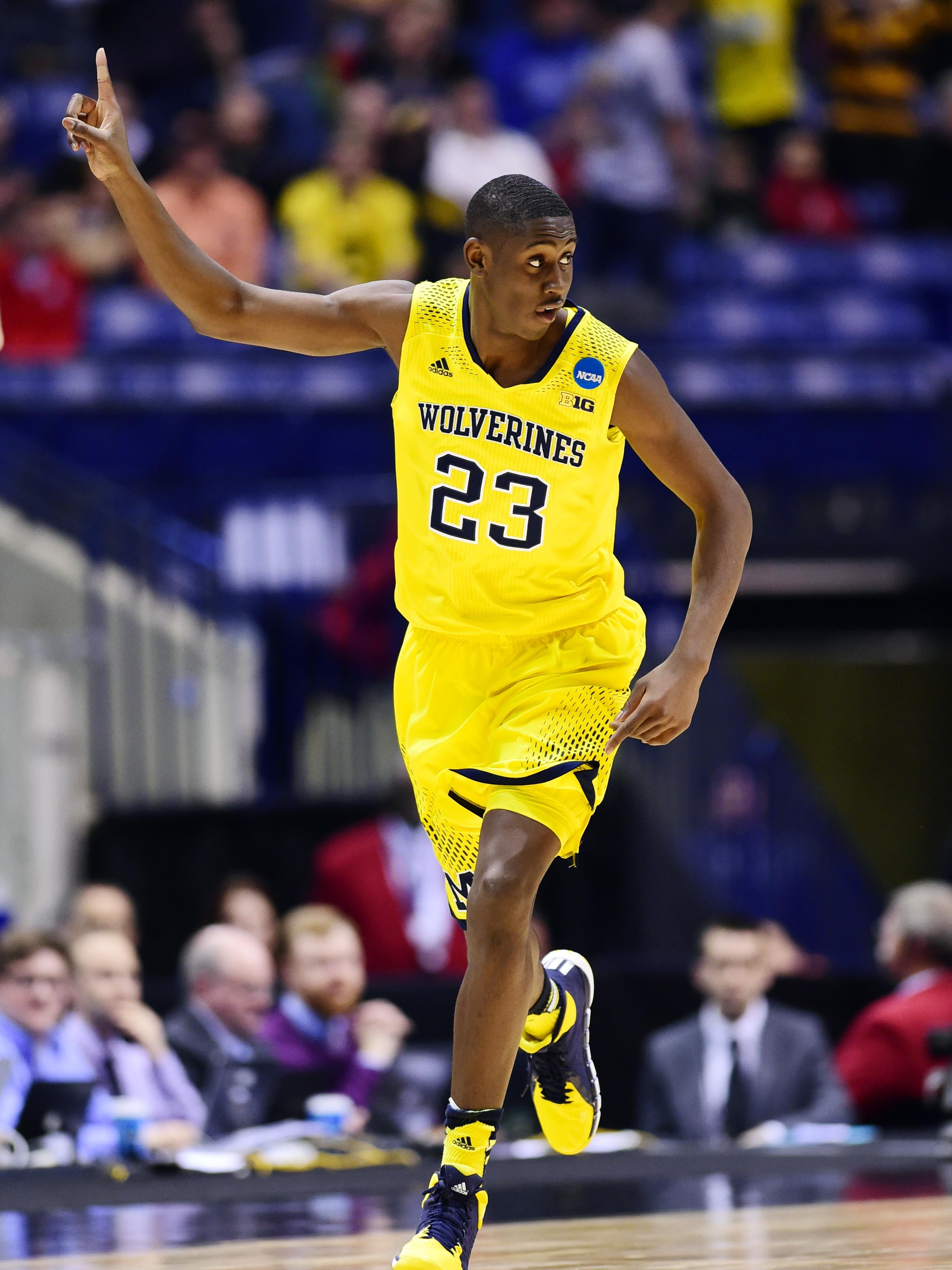 Caris Levert Aims To Be Next Michigan Guard To Step Up