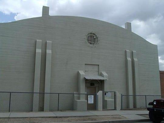Wickenburg High School Gym (1934)