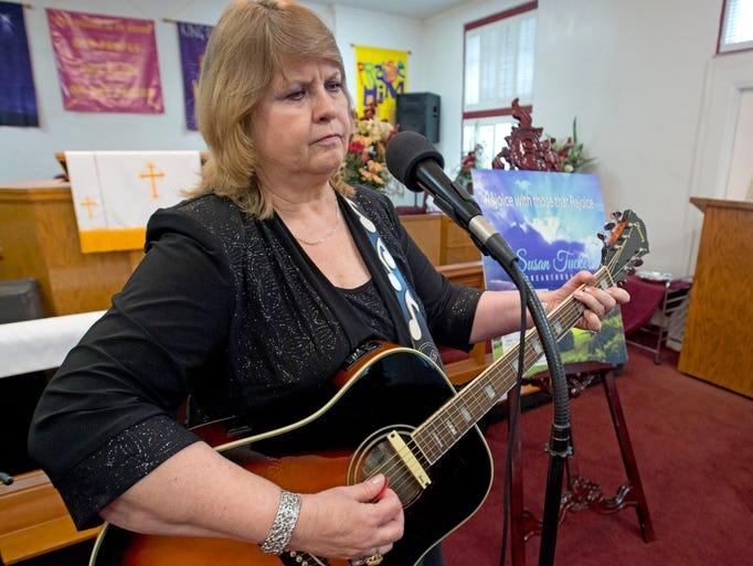 Southern contemporary artist Susan Tucker, a Pensacola native, will be performing in her hometown at a Gospel Music Extravaganza and Record Release event on June 12, along with other artists such as Canaan Land, The Bush Street and Eastside Joyous Sound. The event will be at 6:30 p.m. at East Side Assembly of God Church, 2990 E. Kingsfield Road.