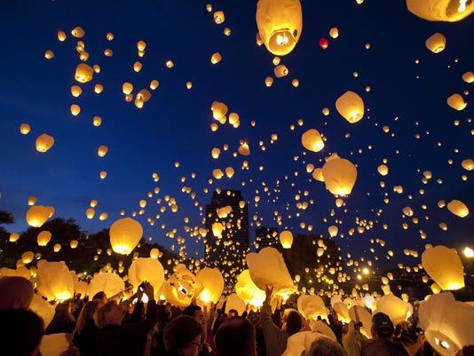 Sky Lanterns Spark Bansin More Communities