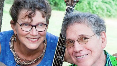 Sally Rogers and Howie Bursen will perform Saturday at Cranberry Coffeehouse in Binghamton.