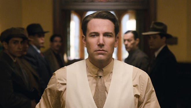 """Ben Affleck stars in """"Live By Night."""""""