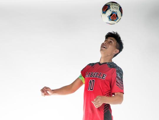 Juan Zamora, LaBelle High School, soccer all-area
