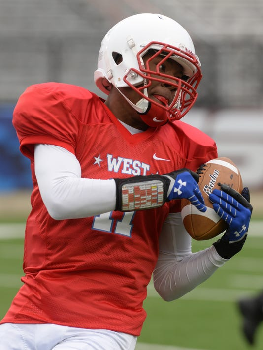 LHSCS East vs West All-Star Game