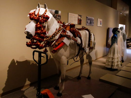 "The ""Flamenco: From Spain to New Mexico"" exhibition"