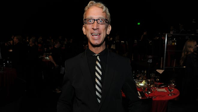 Andy Dick attends The Comedy Central Roast of James Franco at Culver Studios on August 25, 2013 in Culver City, California.
