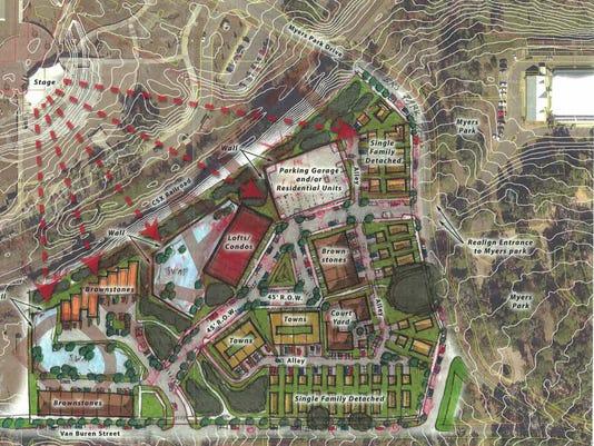 Myers Park Development