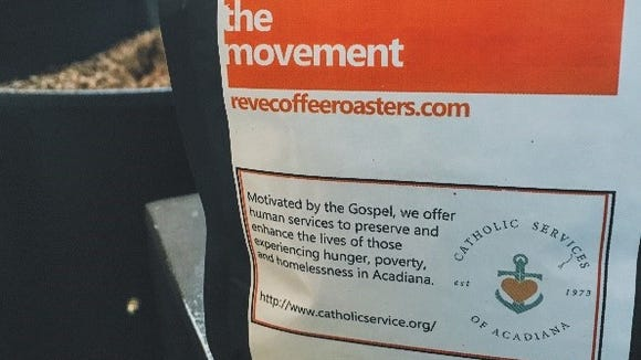 Reve Coffee Roasters recently released a new coffee that's sales will benefit local organizations.