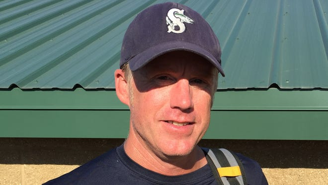 Sartell Muskies manager Randy Beckstrom saw his team fall 2-1 in 15 innings to the Raymond Rockets.