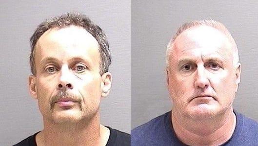 Robert Hoenjet and Brian Murphy