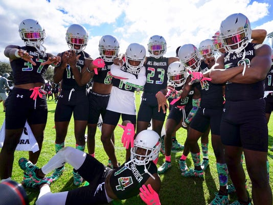 Under Armour All Americans (Photo: Intersport)