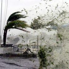 Hurricane Jeanne struck the east coast of Florida in late September, 2004.