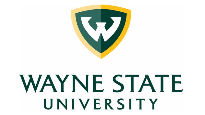 Wayne State University's new logo, unveiled on Oct. 16, 2017.