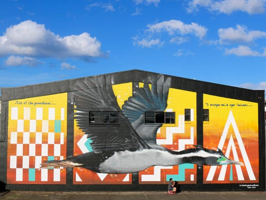 GAX: for Festpac will feature special guest artists Charles and Janine Williams TMD. The New Zealand FestPac delegates will complete a mural at The Plaza.