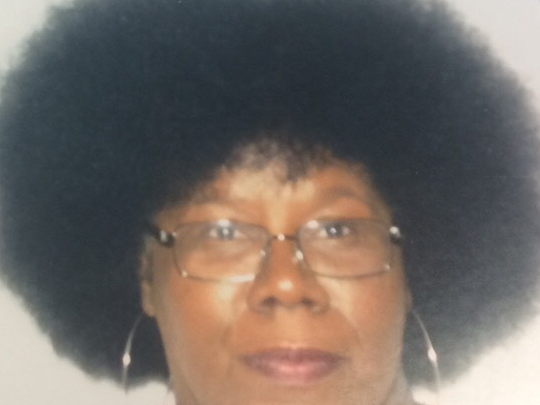 Bernardine Rochelle of Glassboro says she was accosted