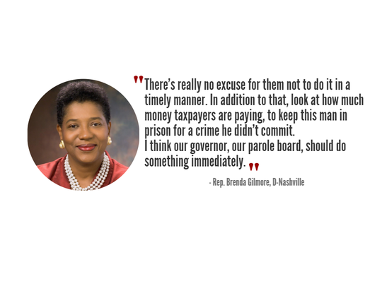 Rep. Brenda Gilmore, D-Nashville
