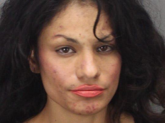 Melissa Campos, 26, of Palm Springs.