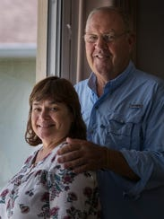Mary and Bill Masters are the founders of The New Beginnings