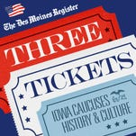 'Three Tickets' podcast: Catch up on history of Iowa Caucuses