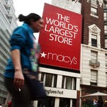 Macy's reported fourth quarter earnings Tuesday.