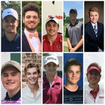 Boys golf Dream Team, all-area