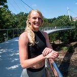 Follow along as athletes fly high during Liberty Bridge Jump-Off