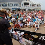 Bethany Beach mourns the death of summer at jazz funeral