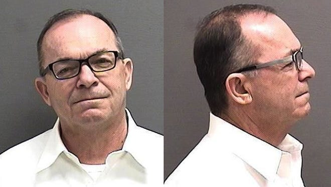 This April 20, 2015 booking photo shows former Rancho Mirage resident Tim Blixseth, 64, founder of the Yellowstone Club.