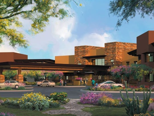 The Warners and others are fundraising to begin construction