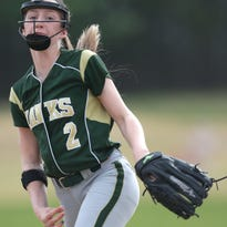 With 256 strikeouts, Greenfield junior pitcher Alyssa Vilkoski named Woodland East Player of the Year