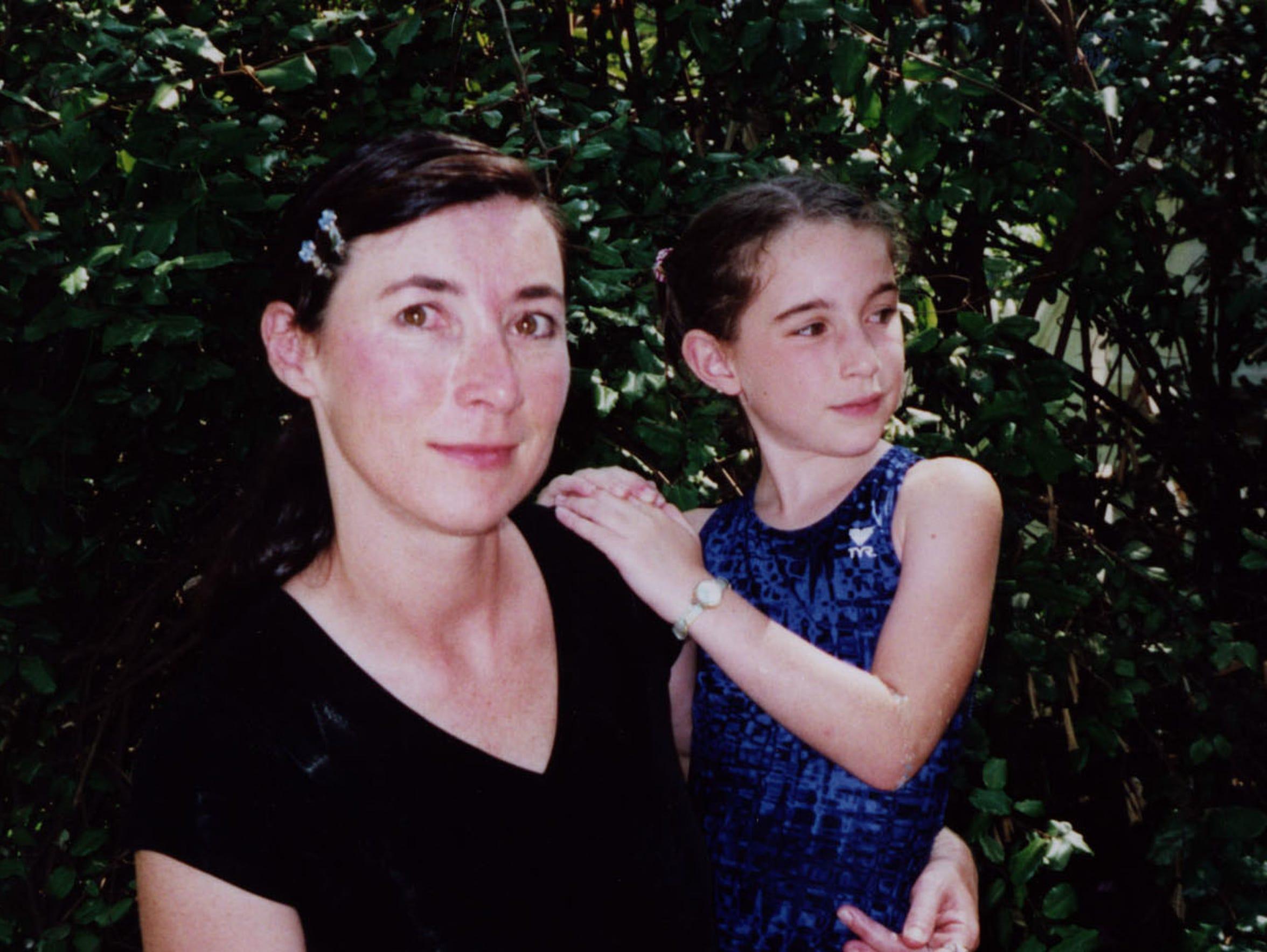 Elizabeth Joyce and Mary Katherine