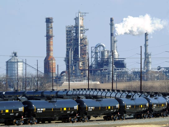 PBF Energy, owner of the Delaware City Refinery, will
