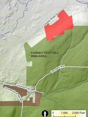 The Finger Lakes Land Trust acquired property adjacent to the Connecticut Hill Wildlife Management Area.