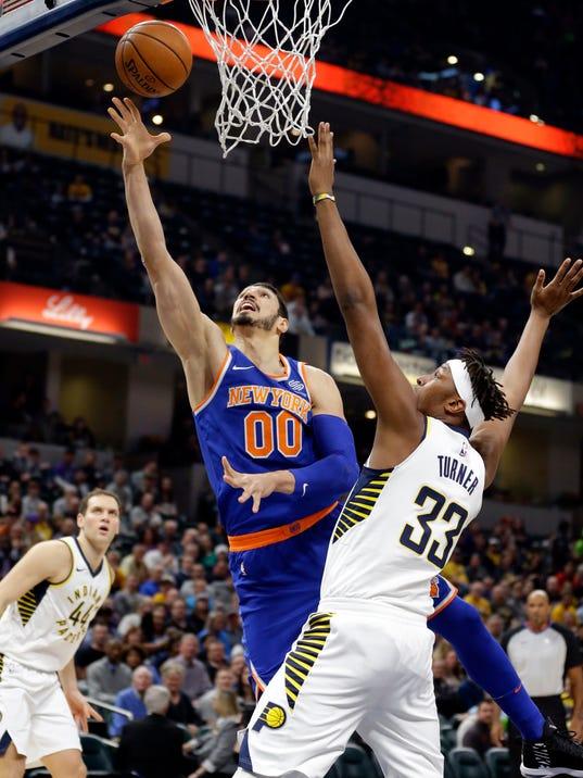 Myles Turner, Enes Kanter