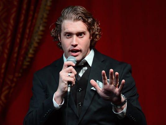 T.J. Miller Performs At Empire Comedy At Paris Las Vegas